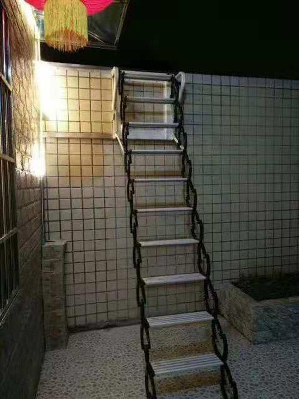 壁挂款伸缩楼梯04